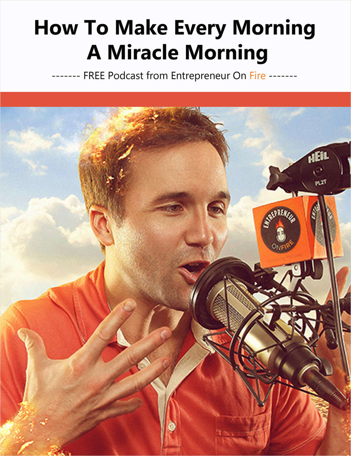 How To Make Every Morning A Miracle Morning
