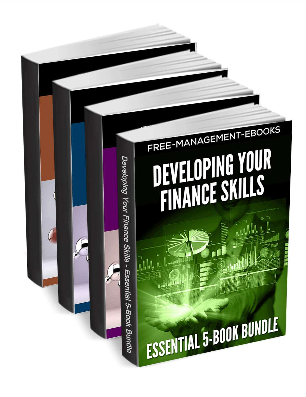 Developing Your Finance Skills -- Essential 5-Book Bundle