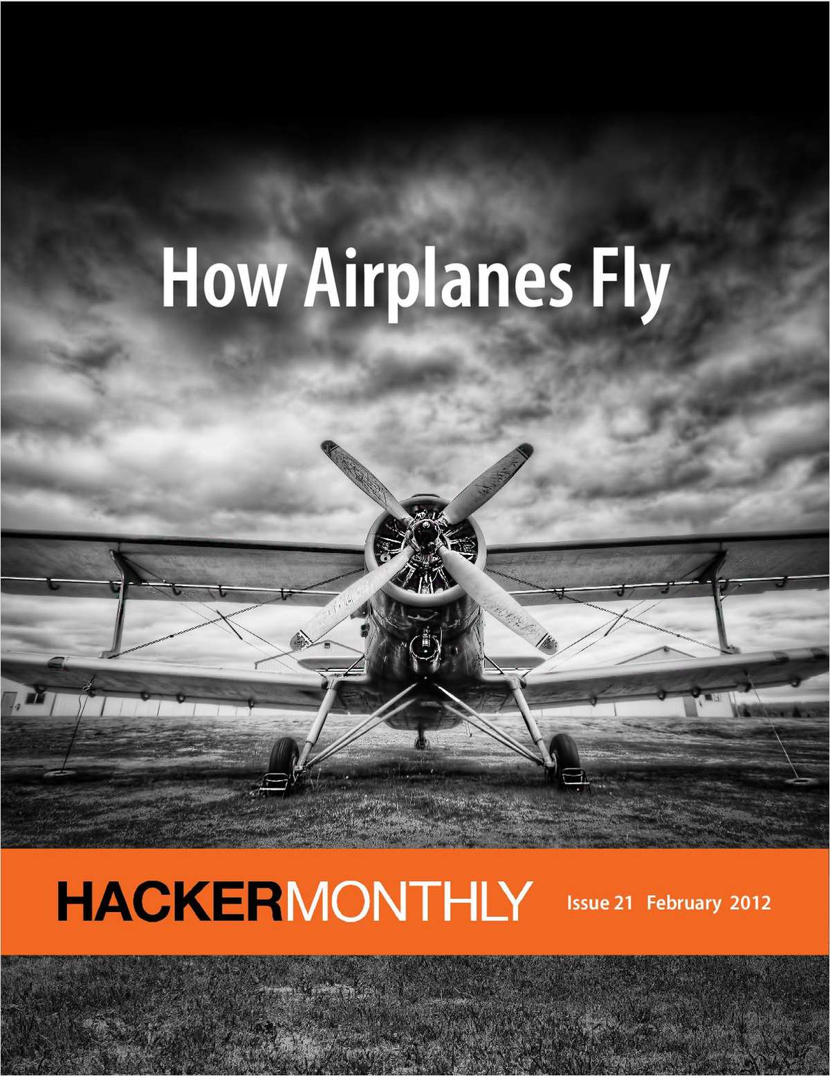 Hacker Monthly -- How Airplanes Fly