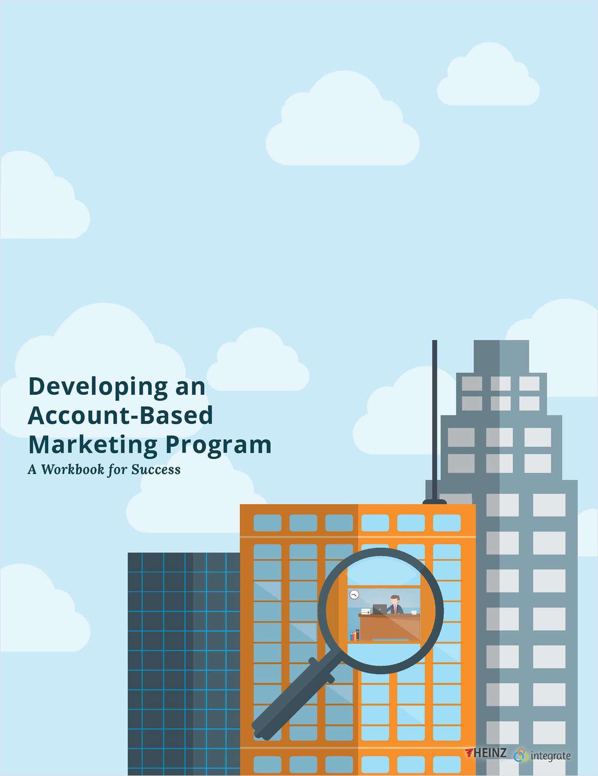 Developing an Account-Based Marketing Program