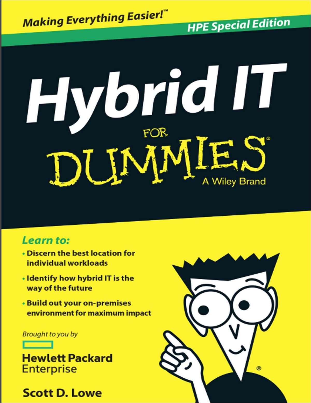 Hybrid IT for Dummies
