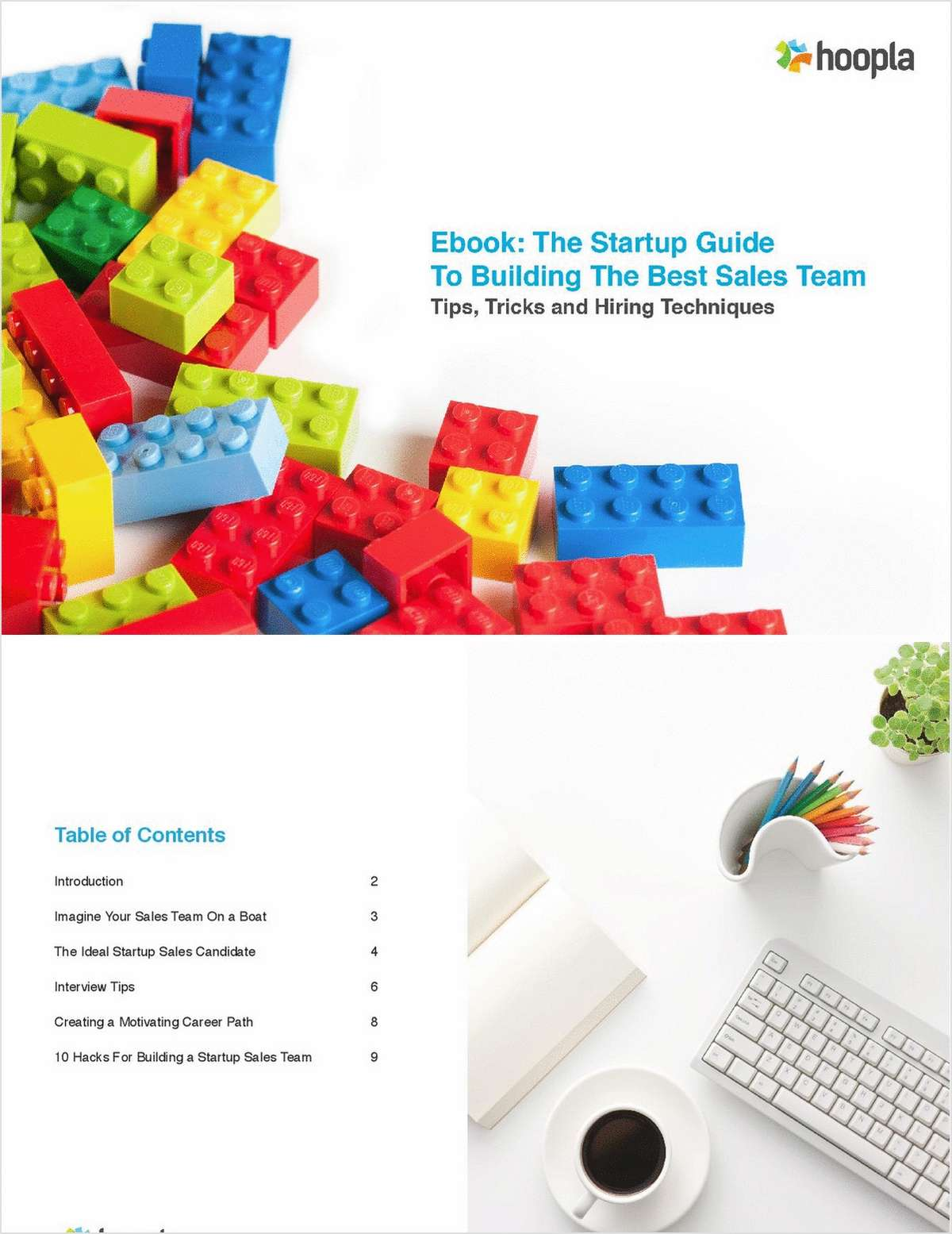 The Startup Guide To Building The Best Sales Team: Tips, Tricks and Hiring Techniques