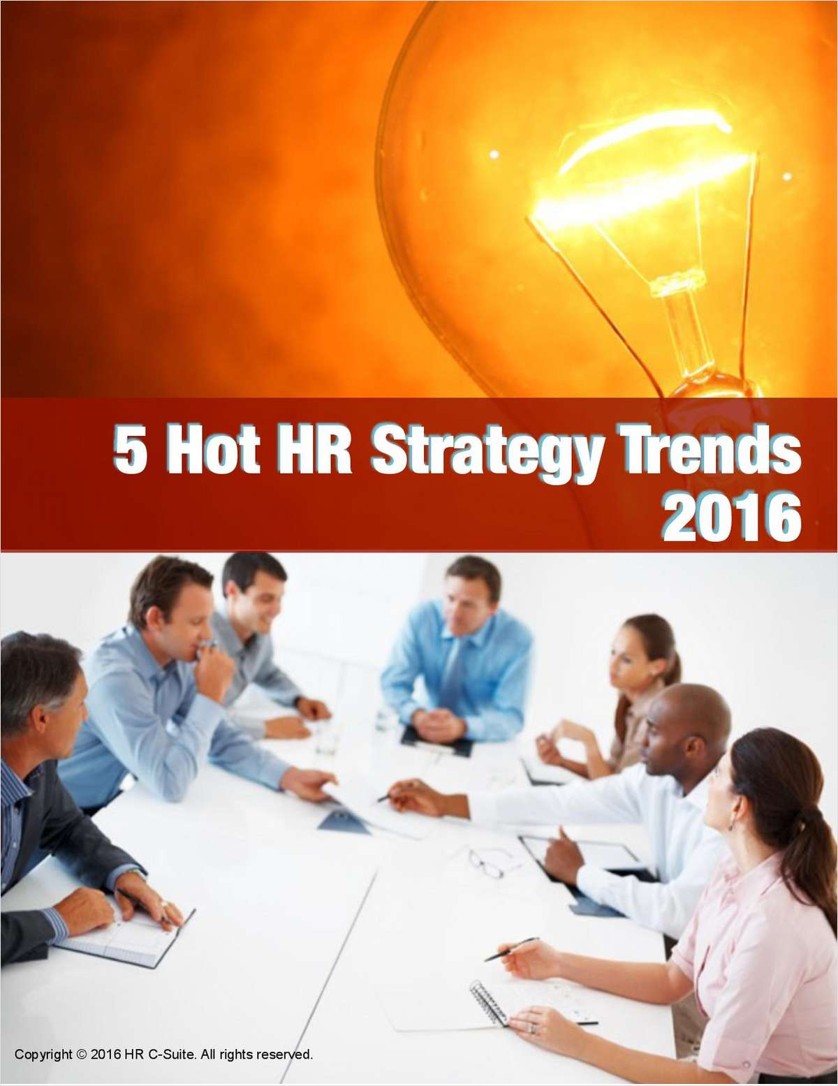 5 Hot HR Strategy Trends 2016