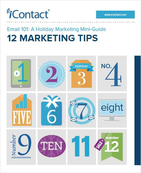 Email 101: 12 Email Marketing Tips