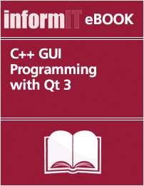 C Gui Programming With Qt 3 Free Informit Ebook