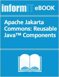 Apache Jakarta Commons: Reusable Java™ Components