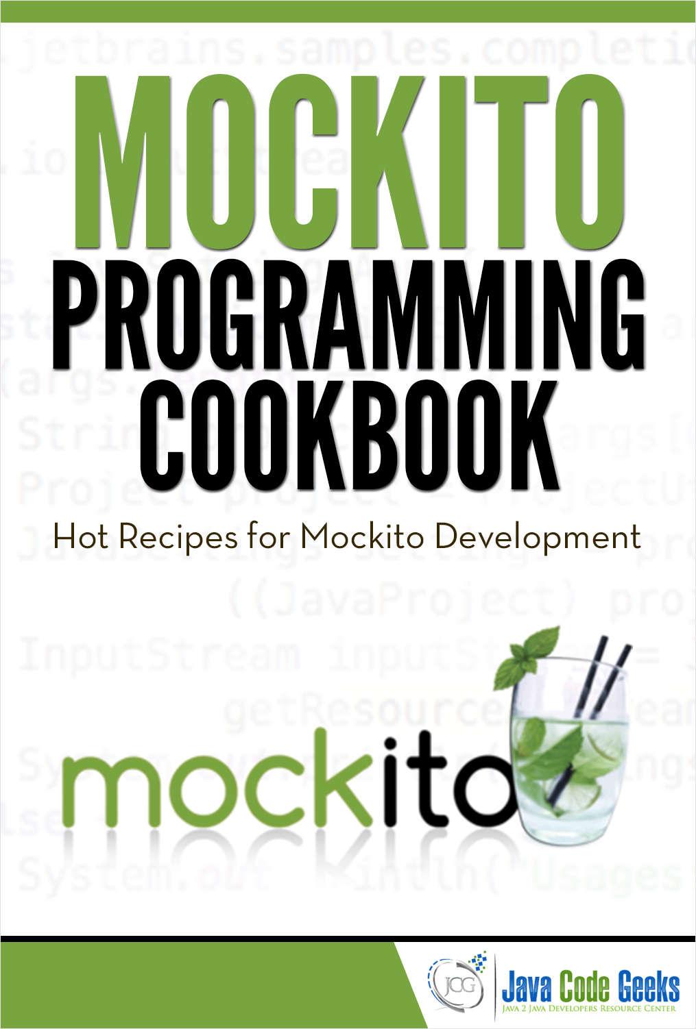 Mockito Programming Cookbook