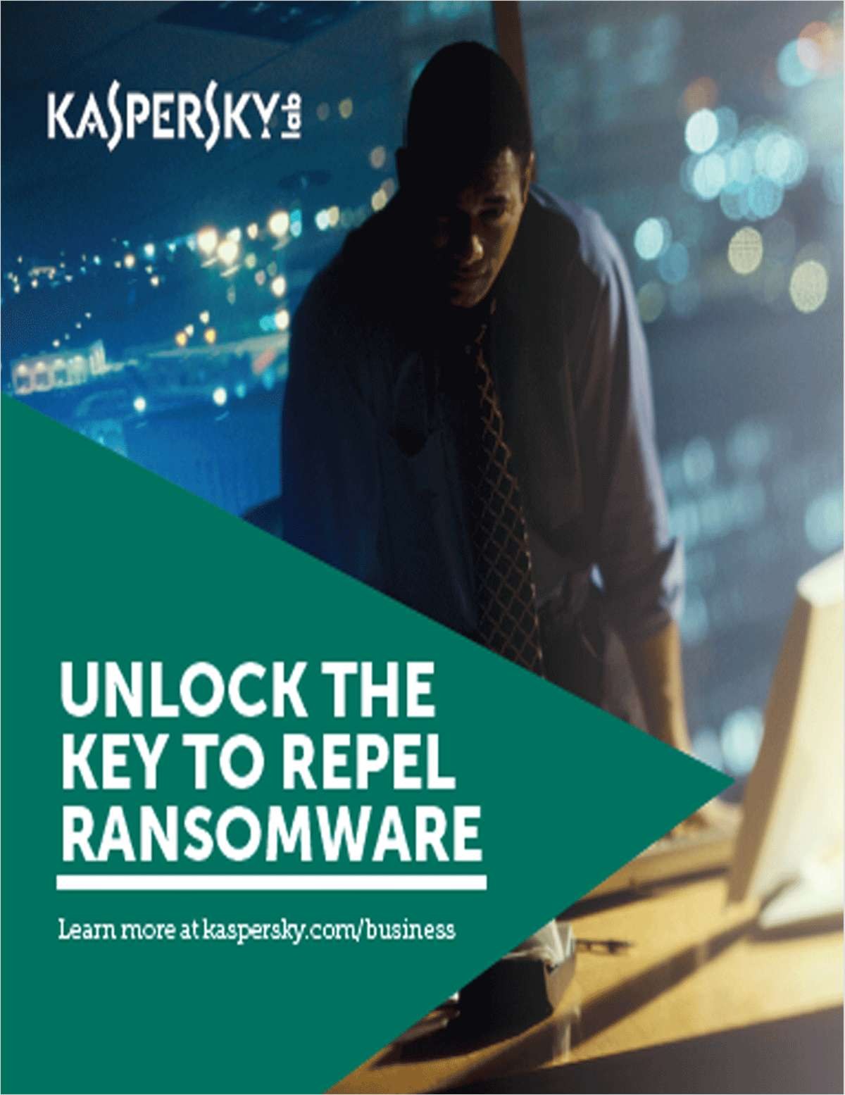 Unlock the Key to Repel Ransomware
