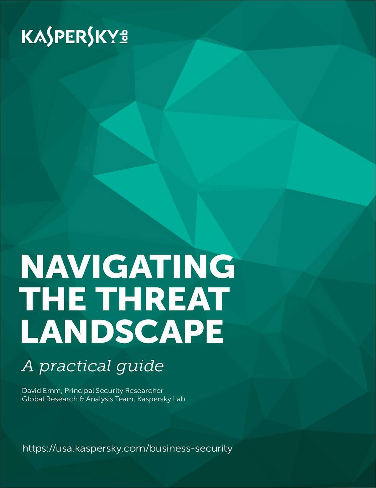 Navigating the Threat Landscape:  A Practical Guide