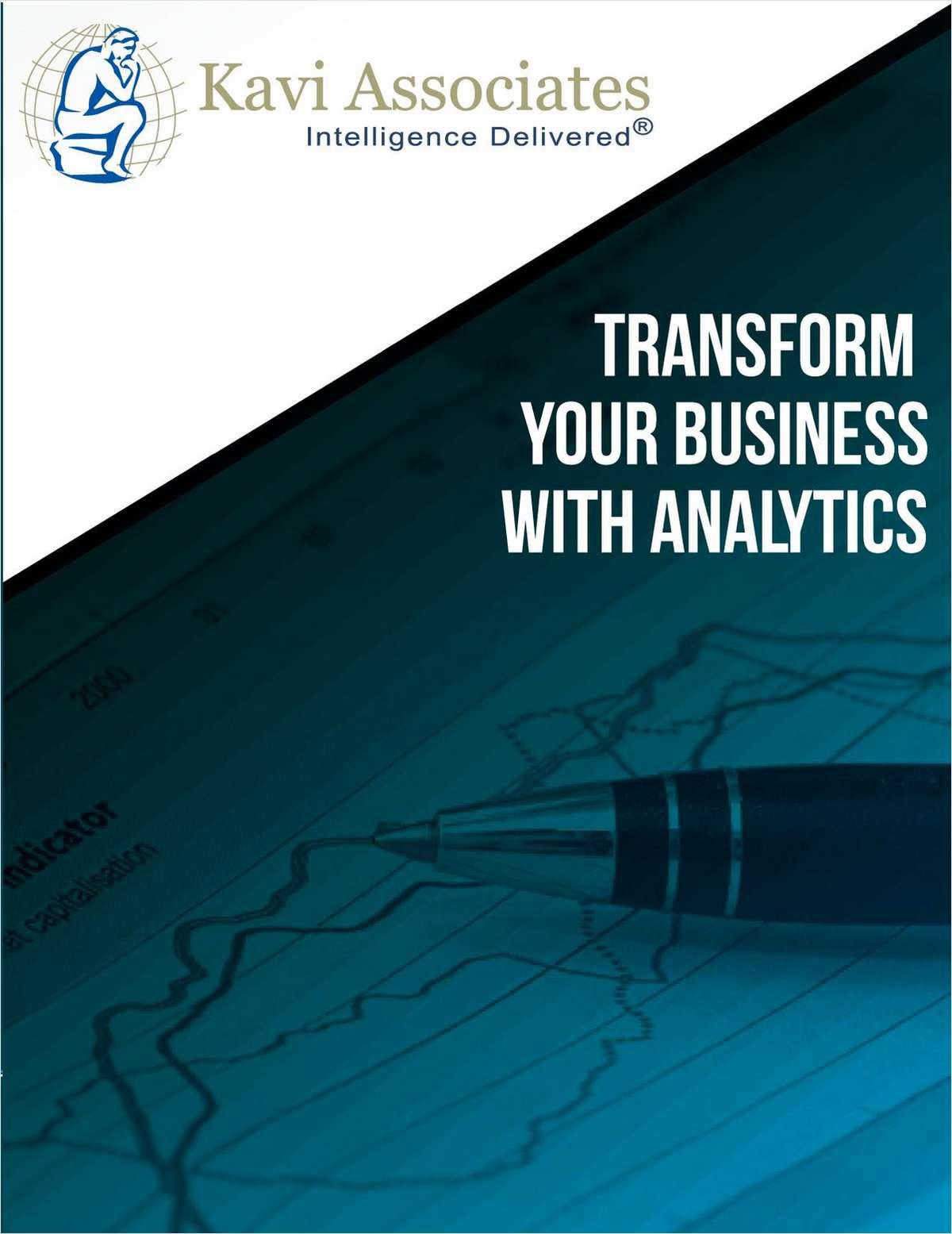 Transform your membership association with analytics
