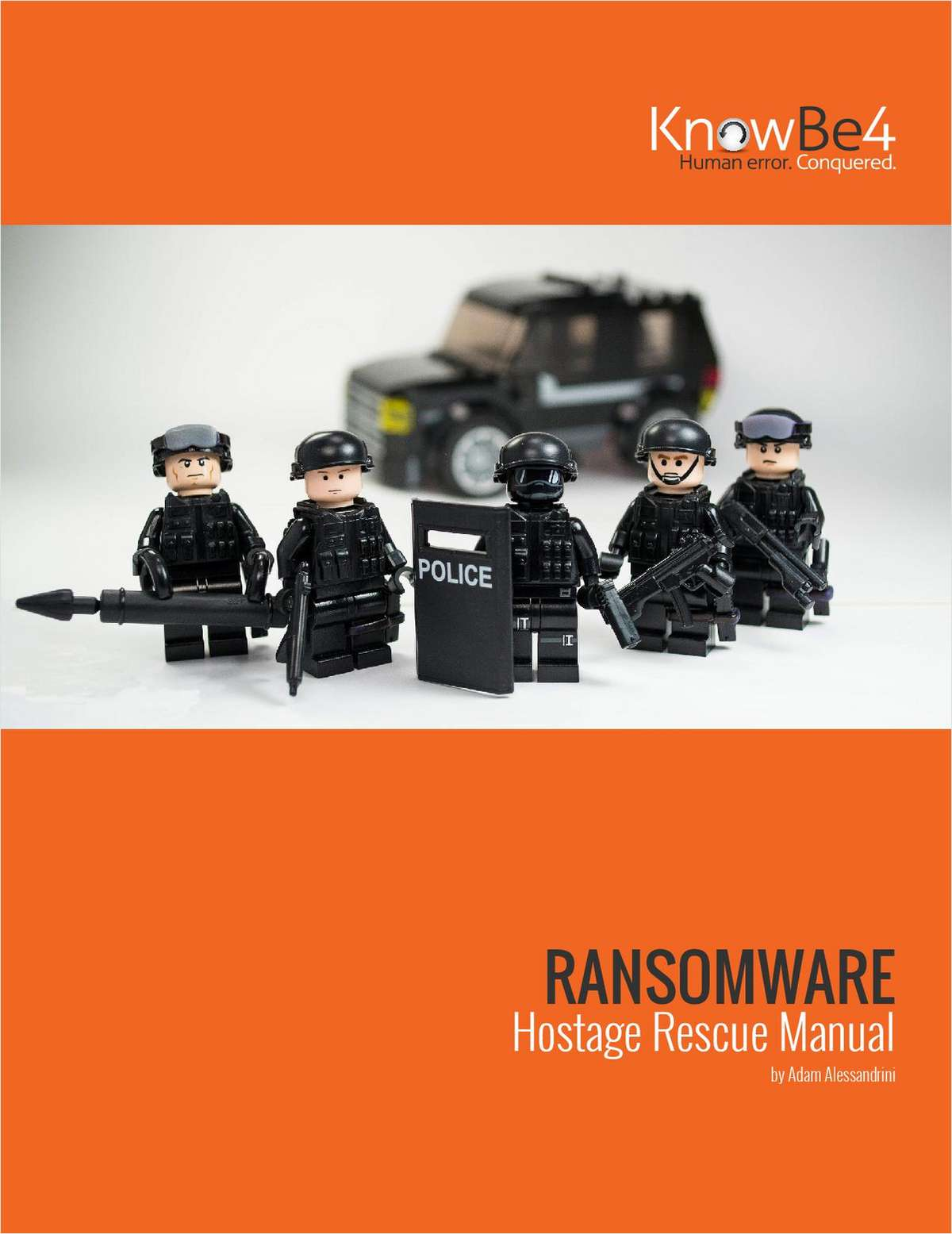 Ransomware Hostage Rescue Manual for IT Pros