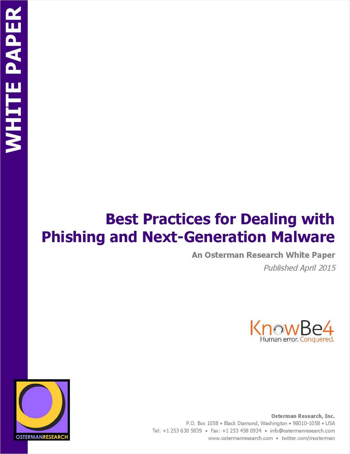 How to Deal with Stealthier Phishing and Malware Attacks