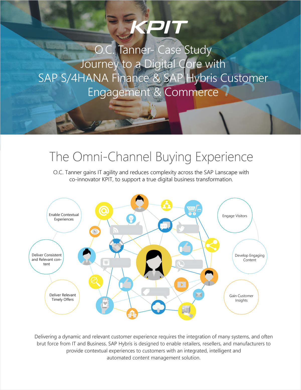 O.C. Tanner Case Study- Journey to a Digital Business Network