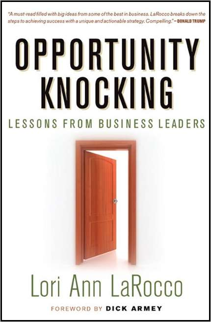 Opportunity Knocking: Seven Steps To World Domination