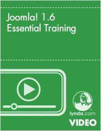 Joomla! 1.6 Essential Training