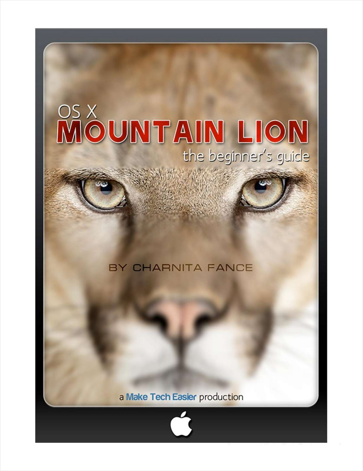 OS X Mountain Lion: A Beginner's Guide