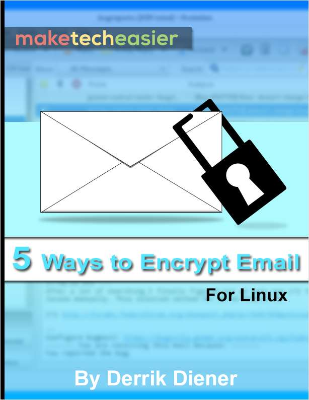5 Ways to Encrypt Email for Linux