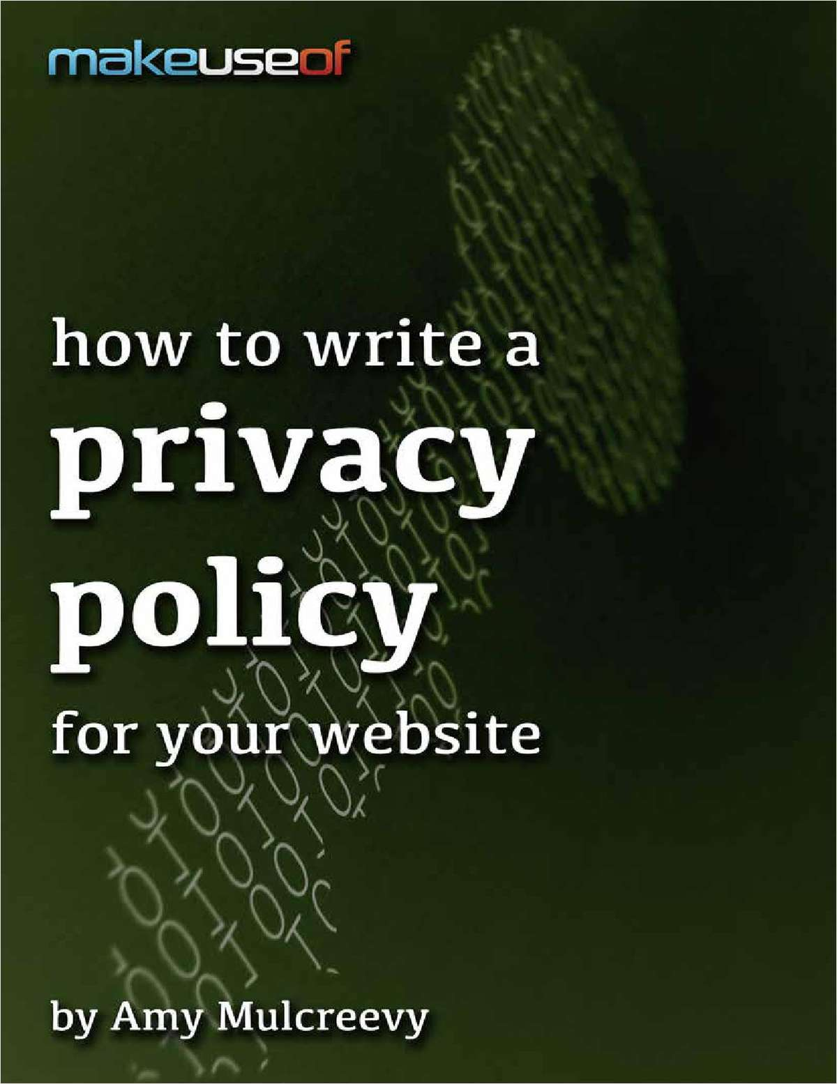 How to Write a Privacy Policy for Your Website
