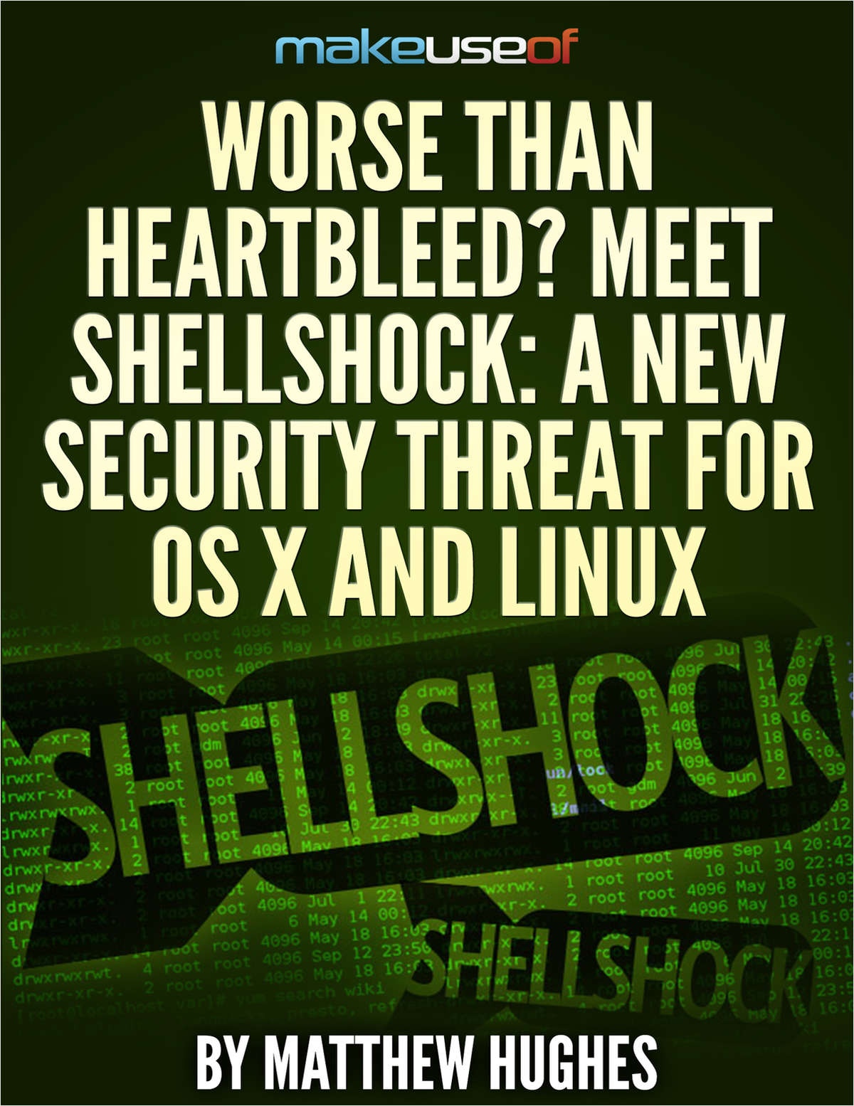 Worse Than Heartbleed? Meet ShellShock: A New Security Threat For OS X and Linux