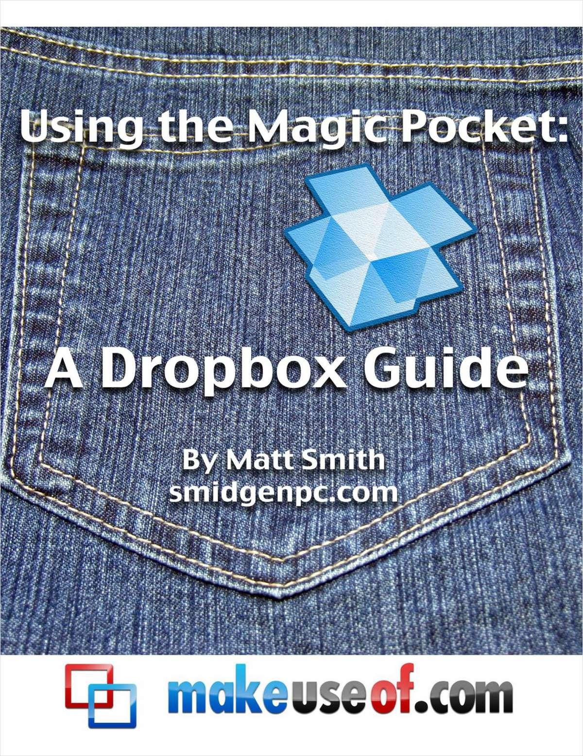 Using the Magic Pocket: A Dropbox Guide