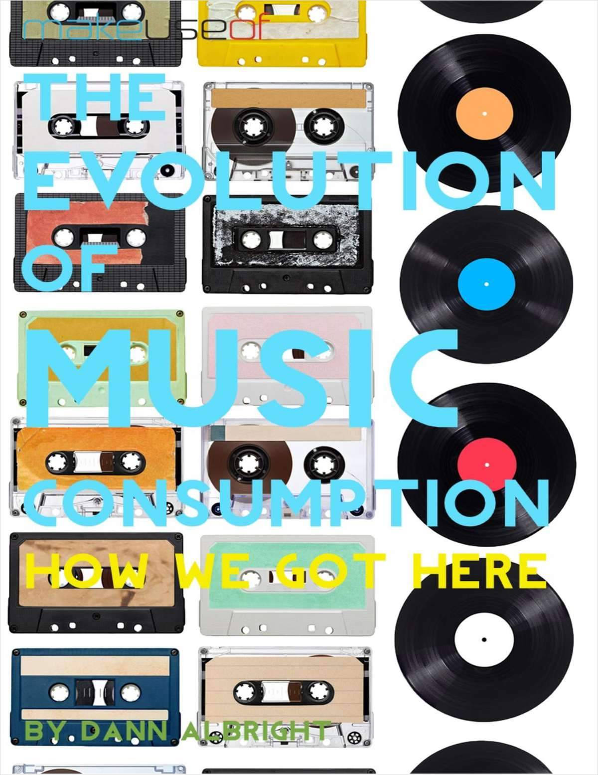The Evolution of Music Consumption: How We Got Here