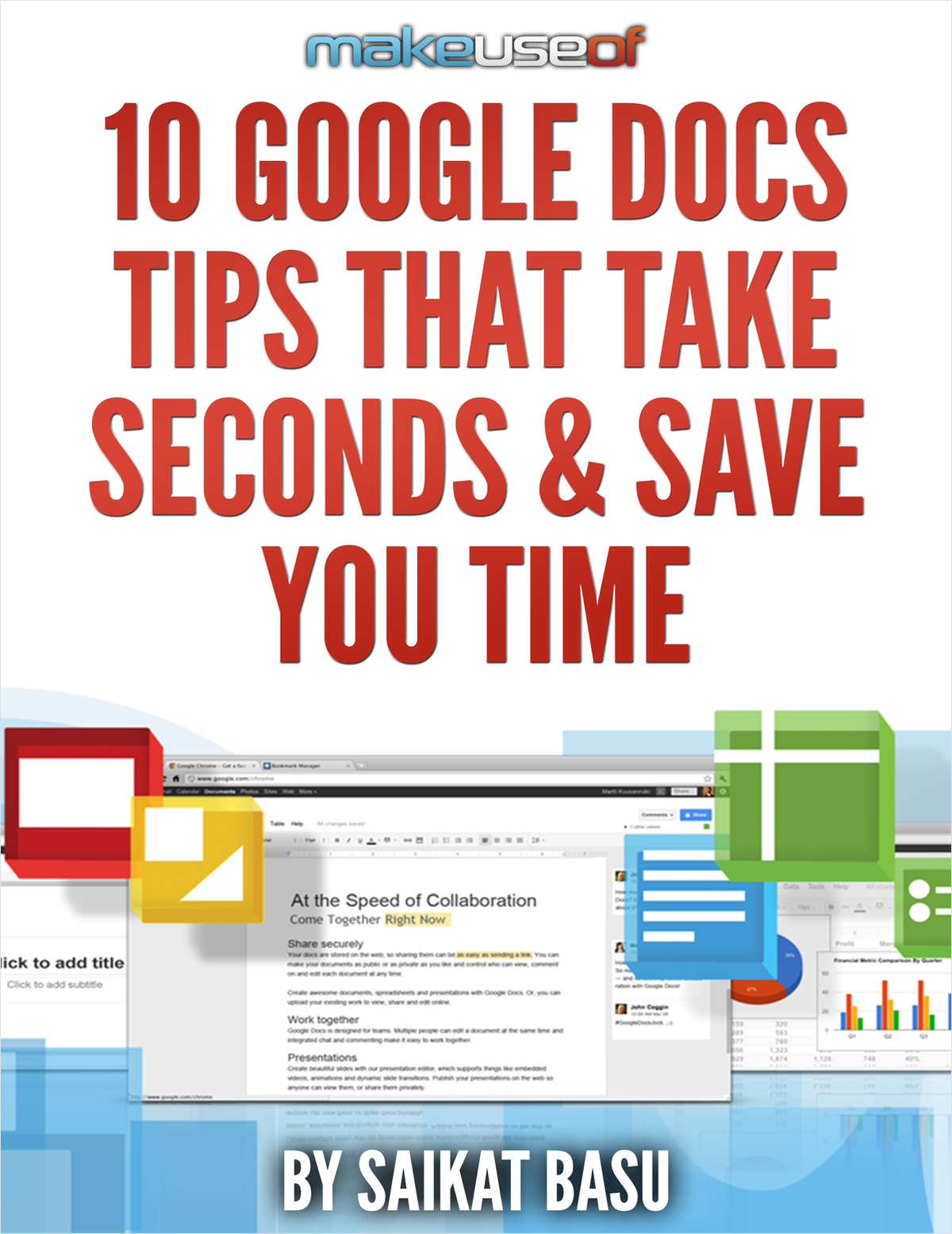 10 Google Docs Tips That Take Seconds and Save You Time