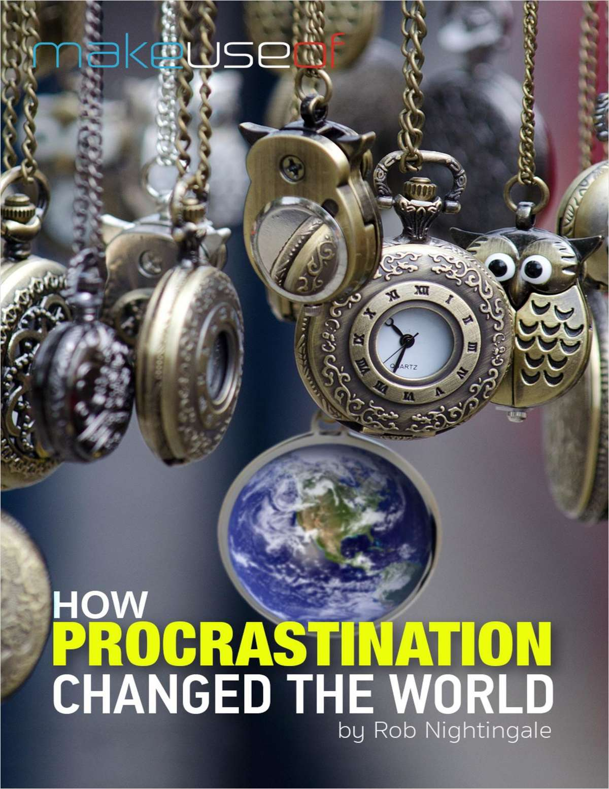 How Procrastination Changed the World