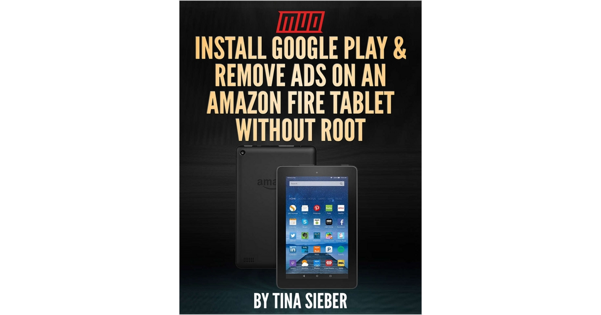 install google play store on amazon fire tv without rooting