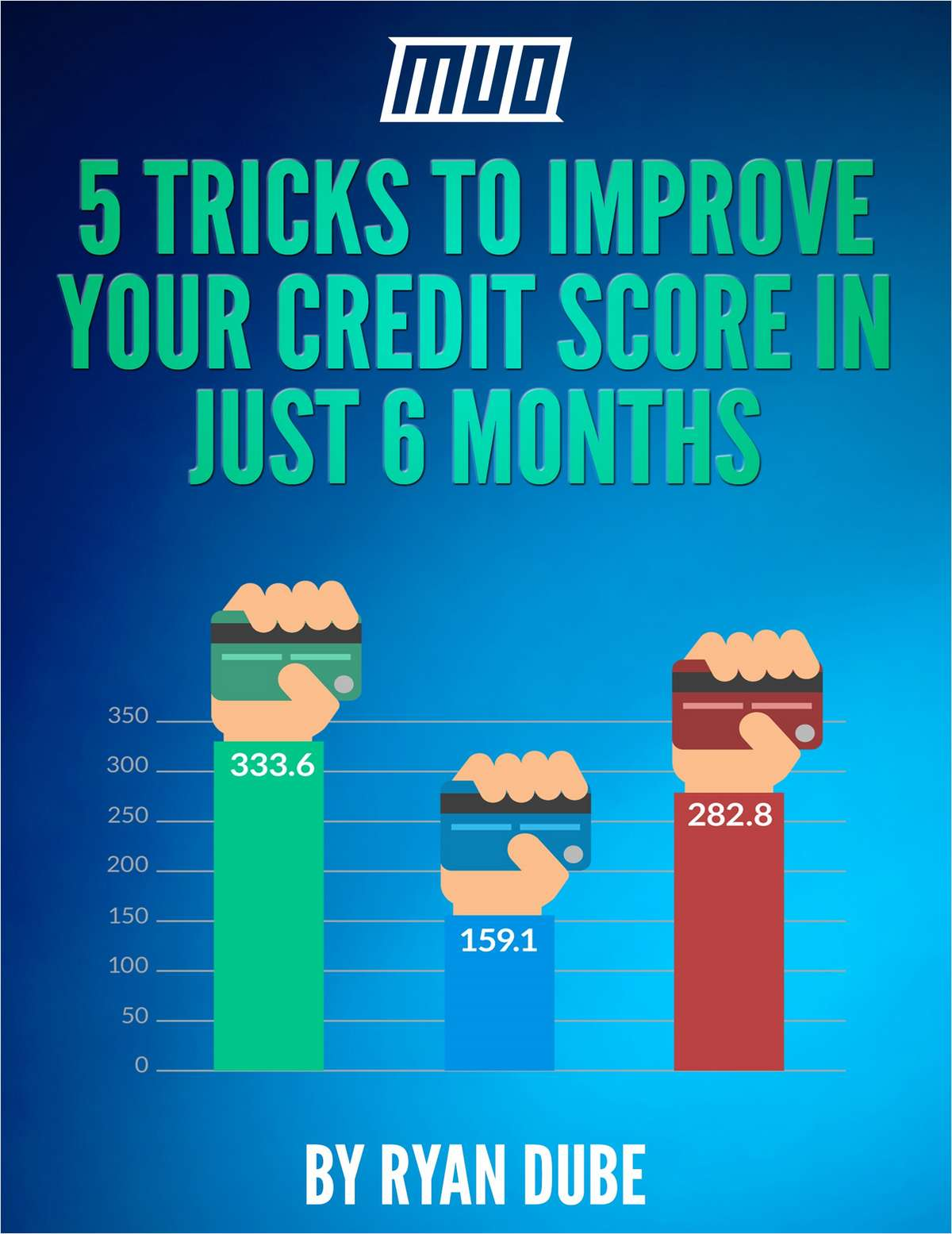 5 Tricks to Improve Your Credit Score in Just 6 Months