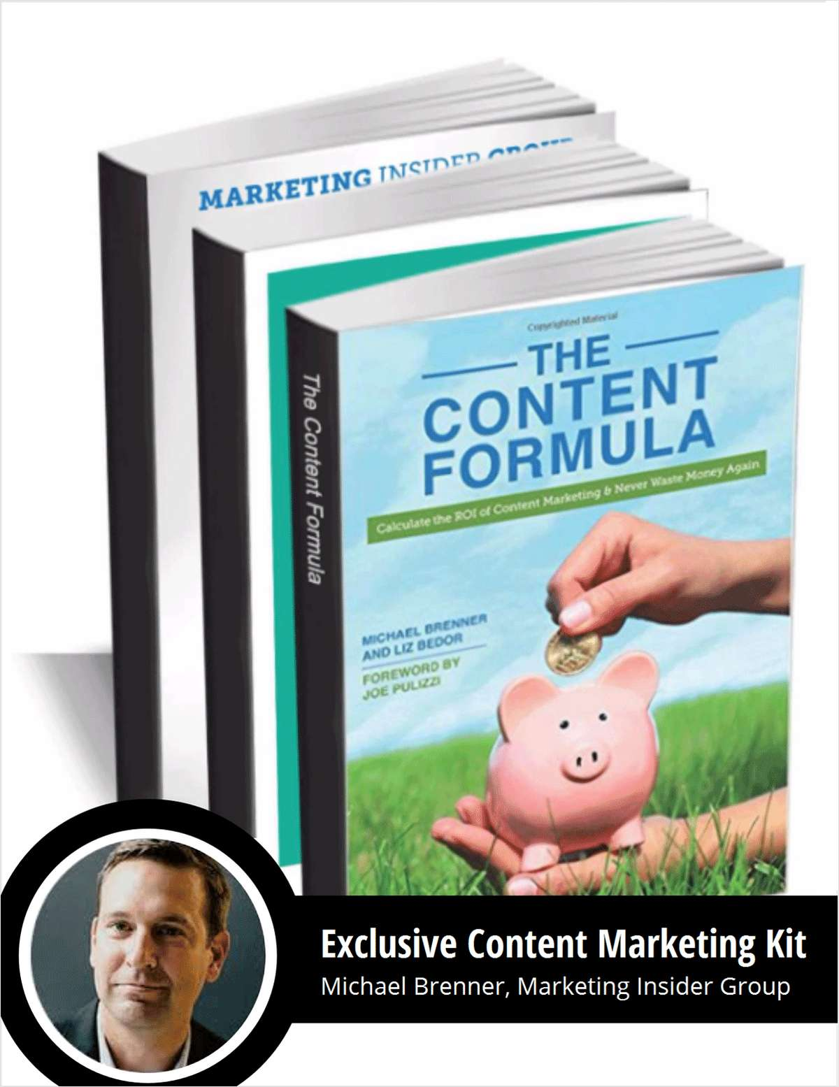 Michael Brenner's Exclusive Content Marketing Kit