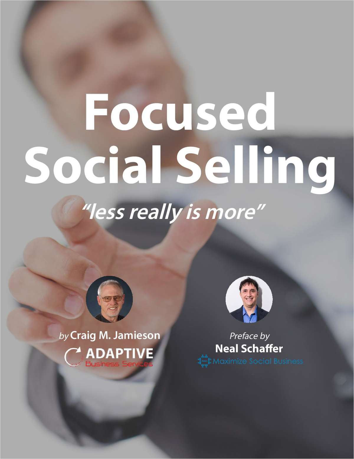 Focused Social Selling: Less Really is More
