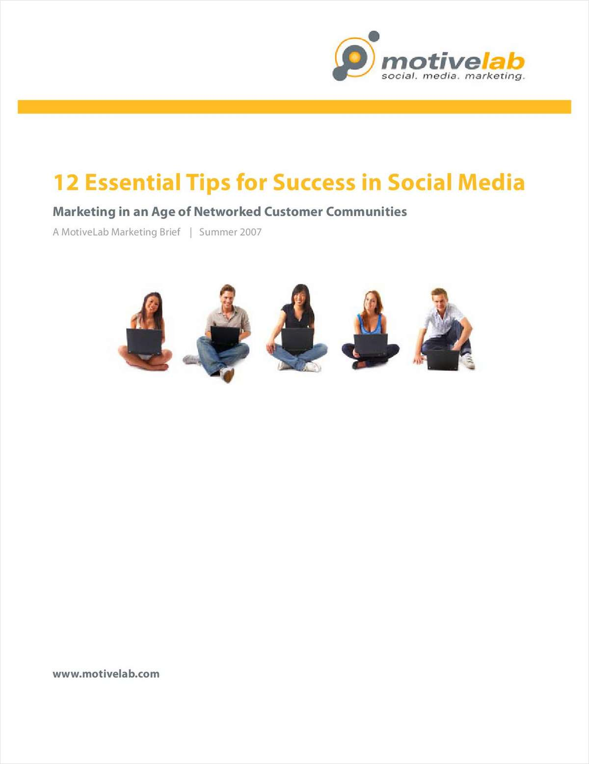 Social Media Marketing: 12 Essential Tips for Success