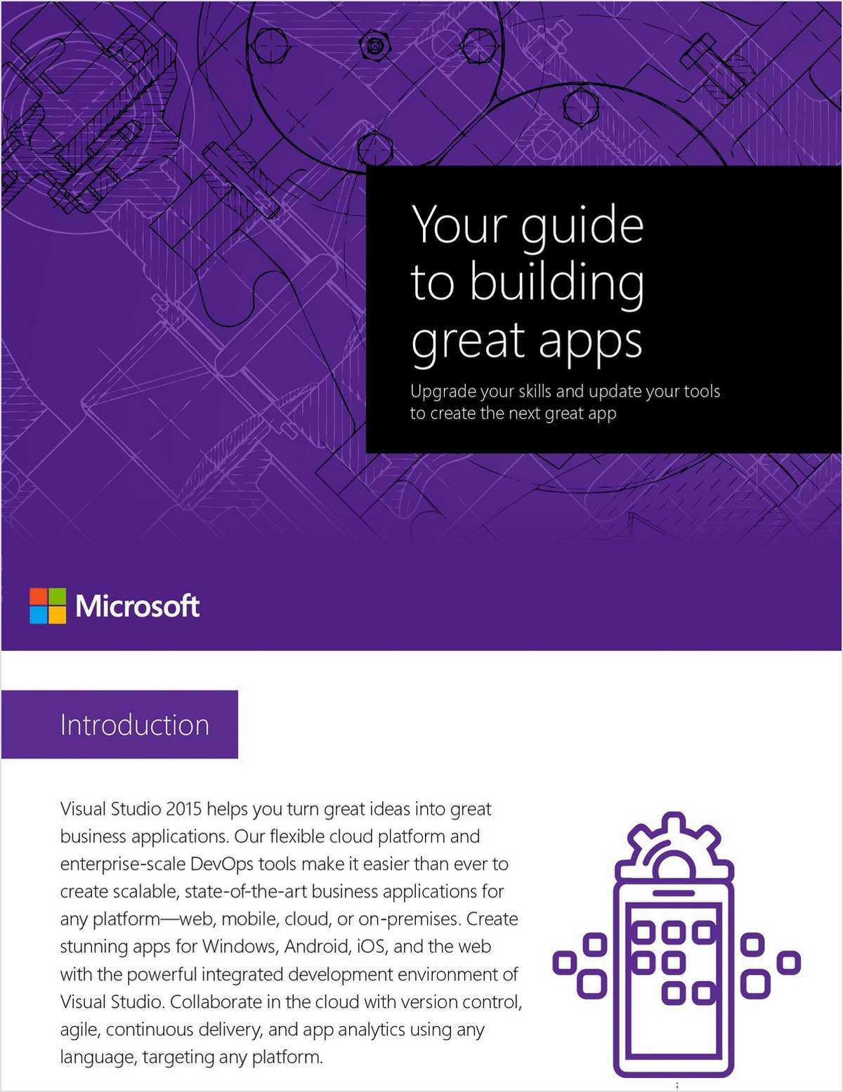 Your Guide To Building Great Apps