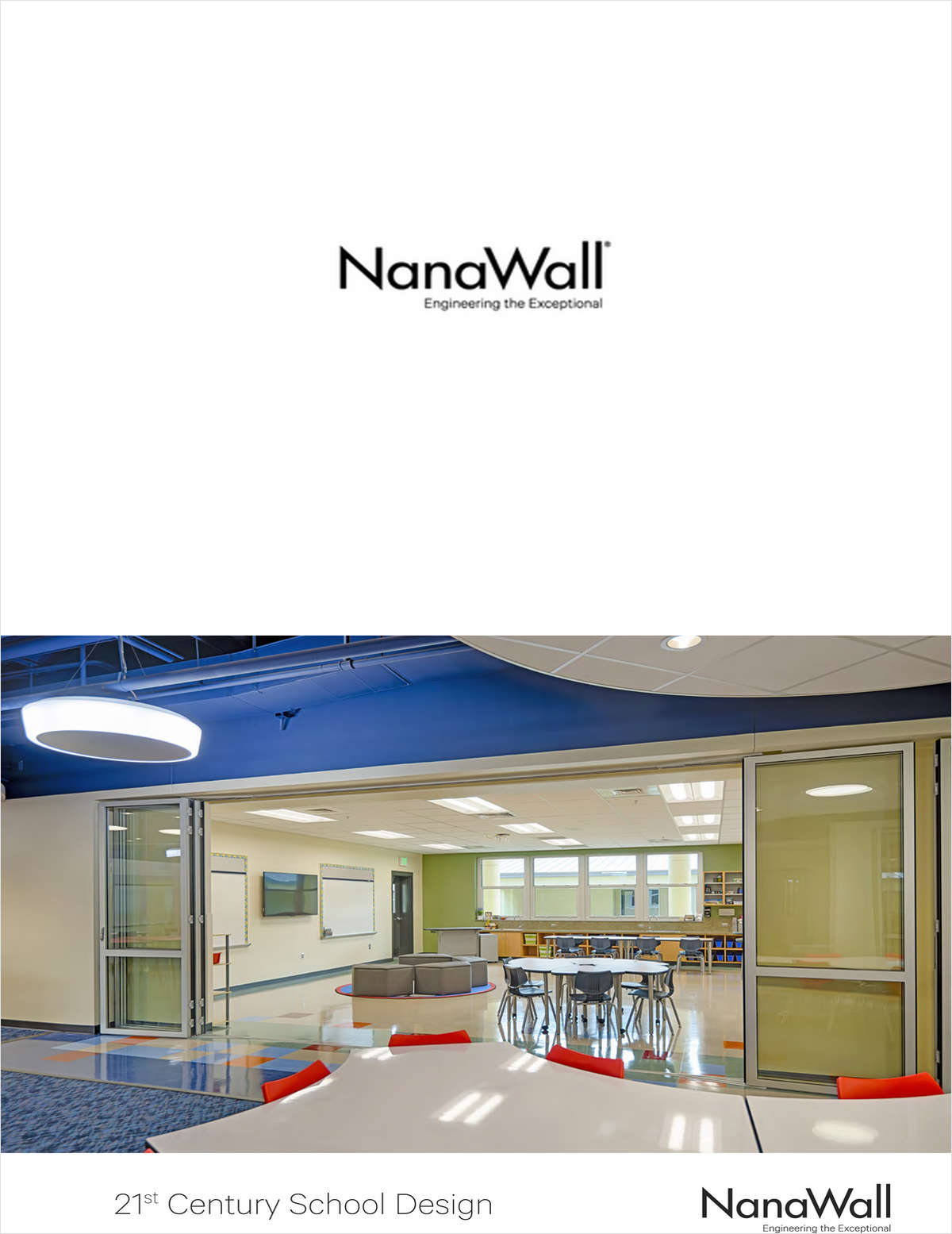 NanaWall Flexspace: Redefining Classroom Spaces