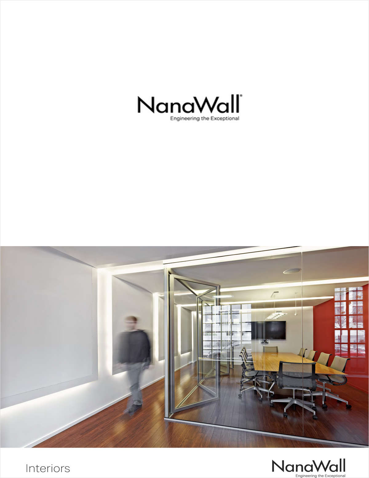 Office Interiors by NanaWall