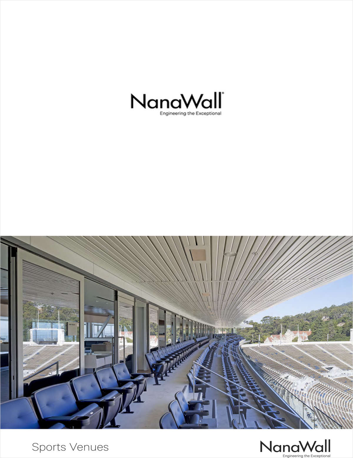 NanaWall for Sports Venues