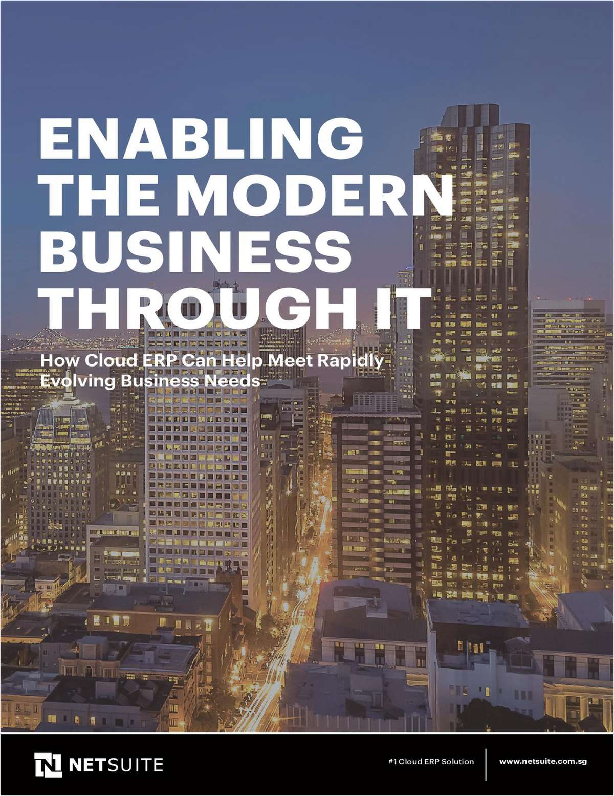 Evolving IT Architecture to Support the Modern Business