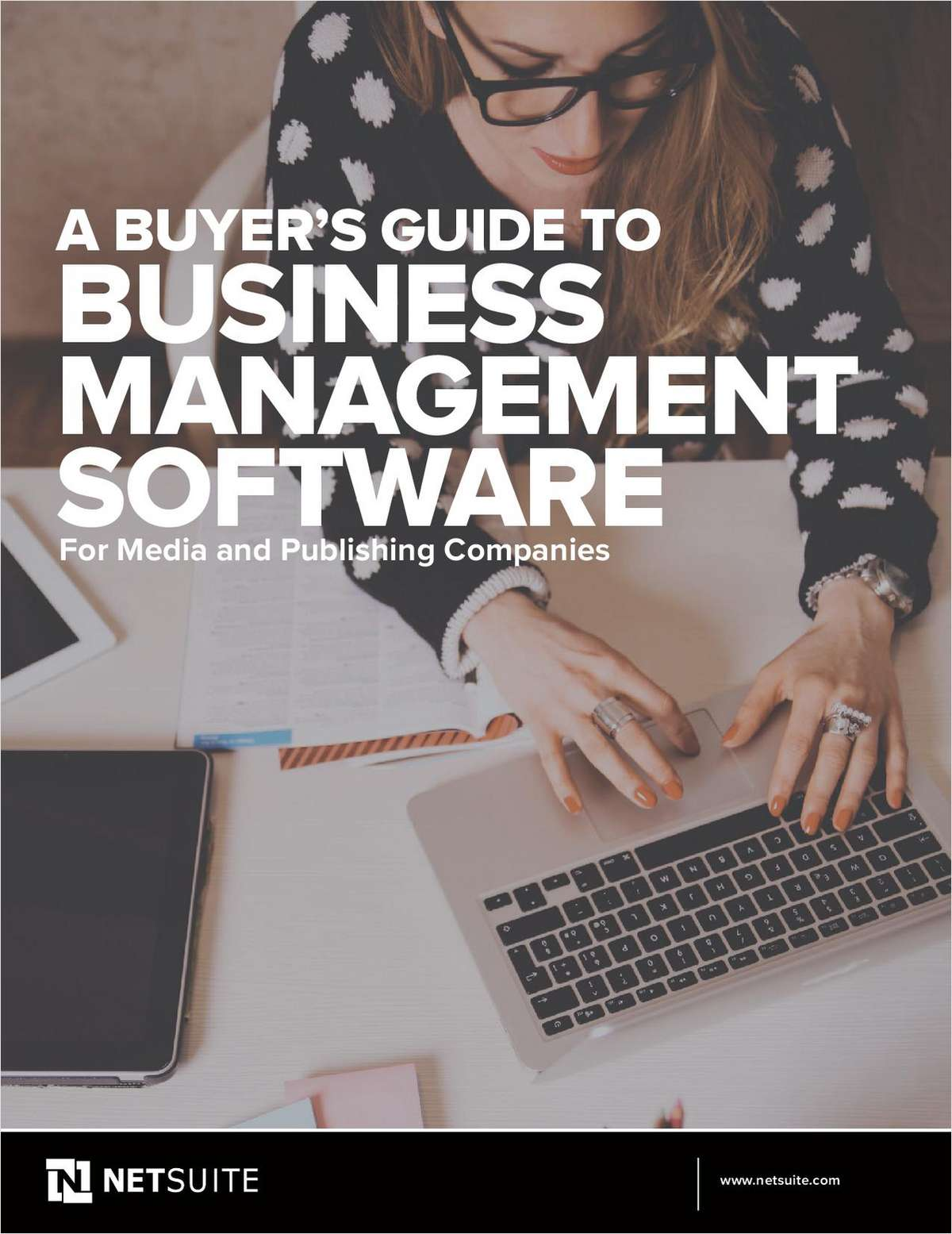 Business Management Software for Media and Publishing Companies