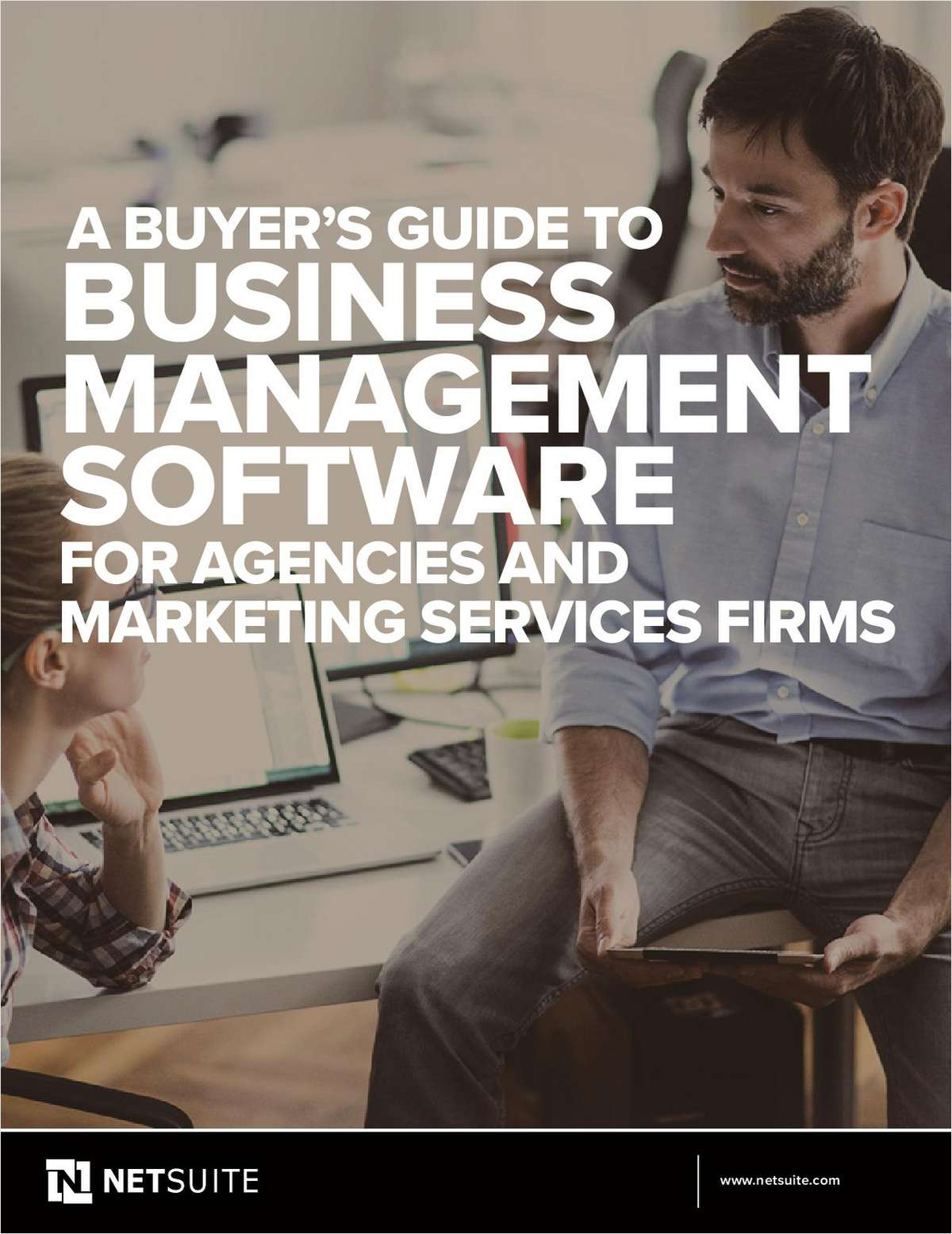 Business Management Software for Agencies and Marketing Services Firms