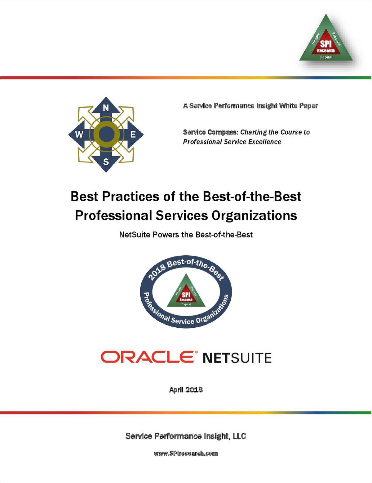 Best Practices of PS Organizations