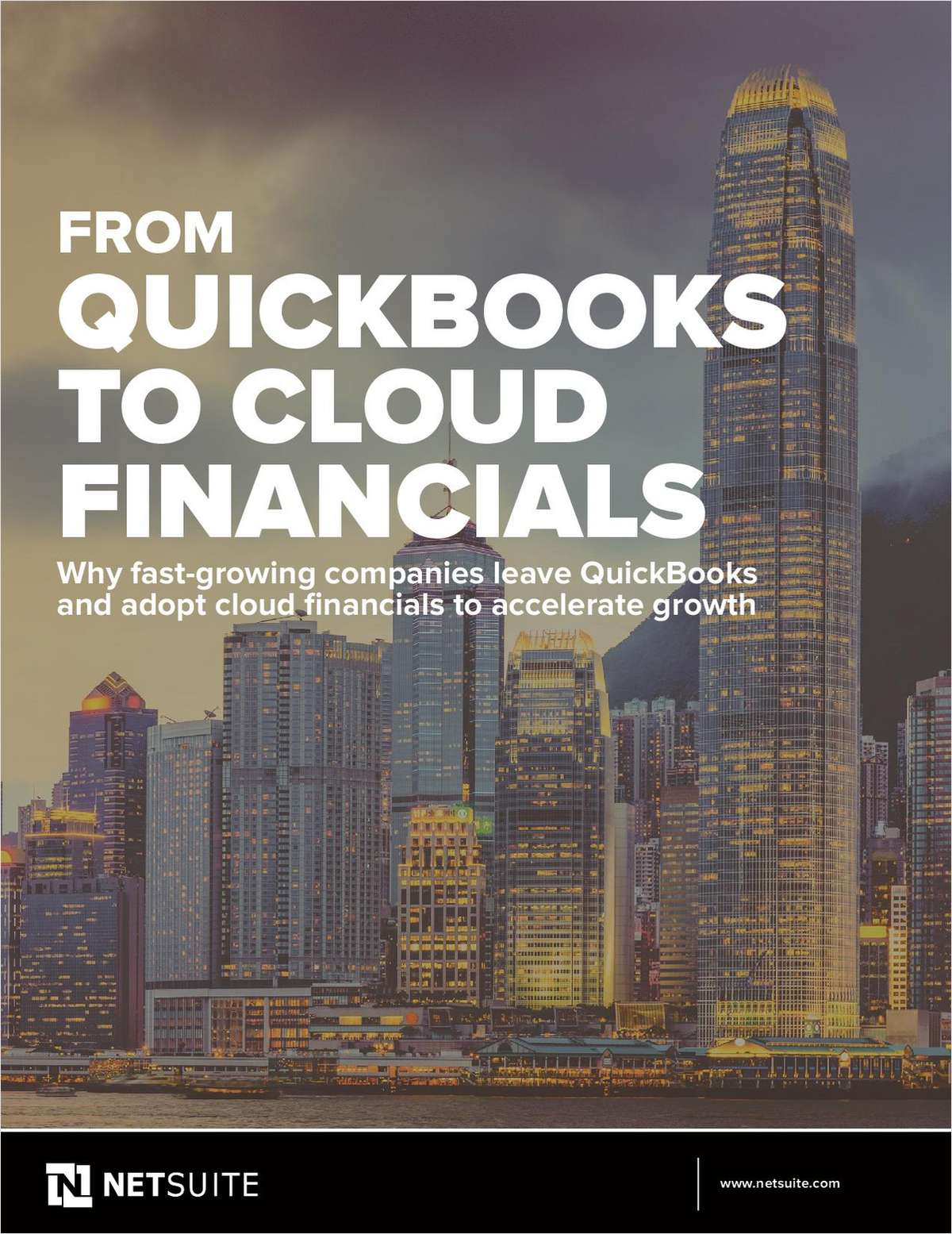 From QuickBooks to Cloud Financials