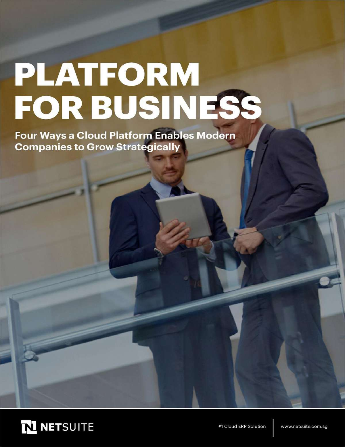 4 Ways a Cloud Platform Enables Strategic Growth