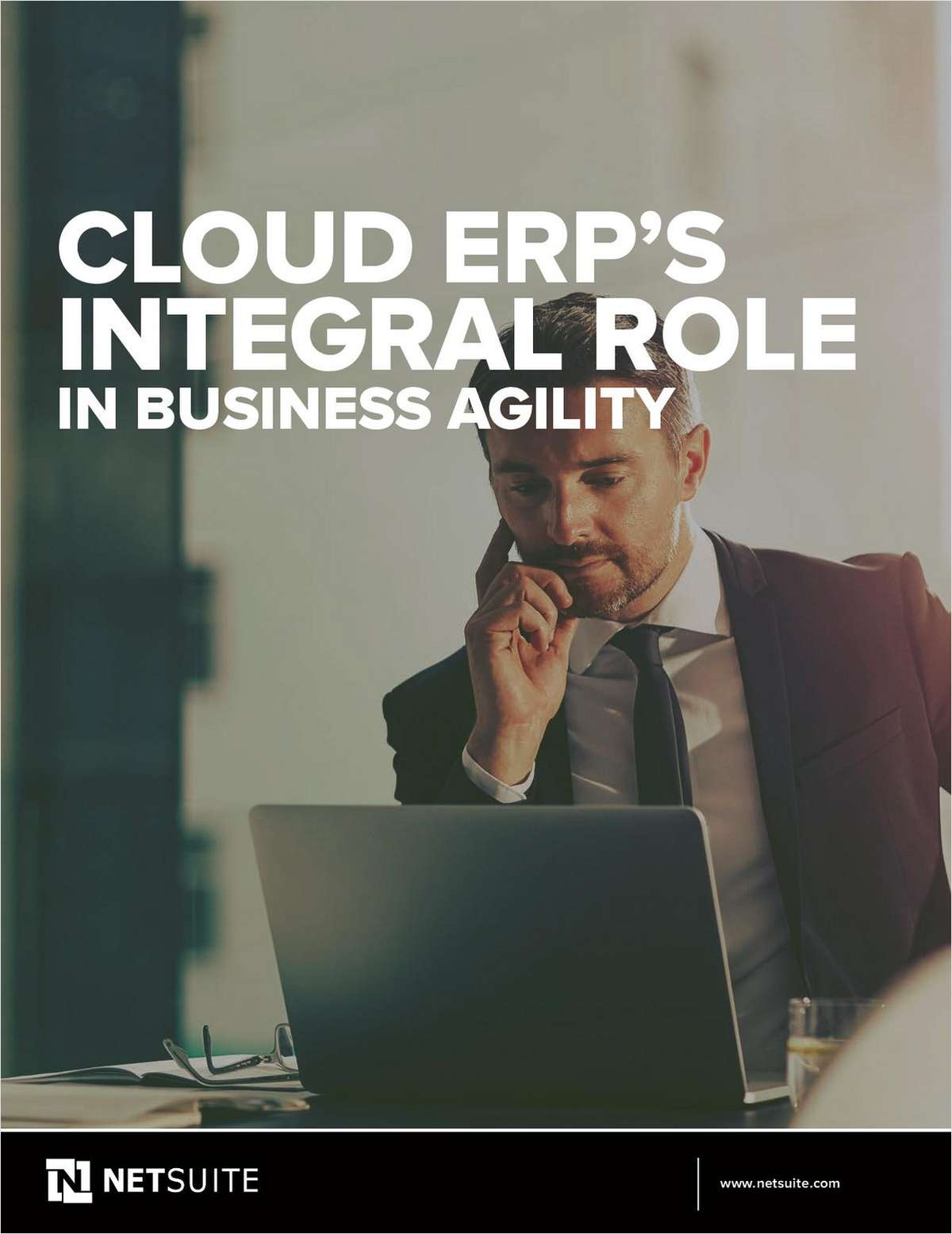 Cloud ERP's Integral Role in Business Agility