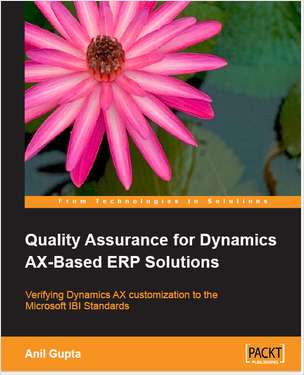 Technical Best Practices for Dynamics AX - Application Design Standards -- Free Sample Chapter