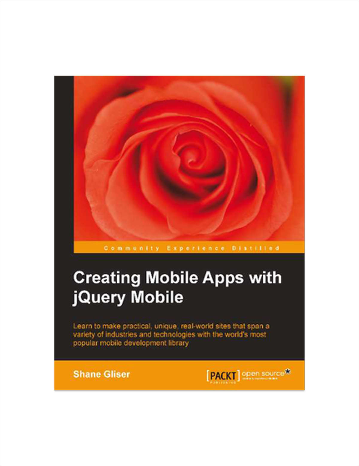 Creating Mobile Apps with jQuery Mobile--Free 30 Page Excerpt