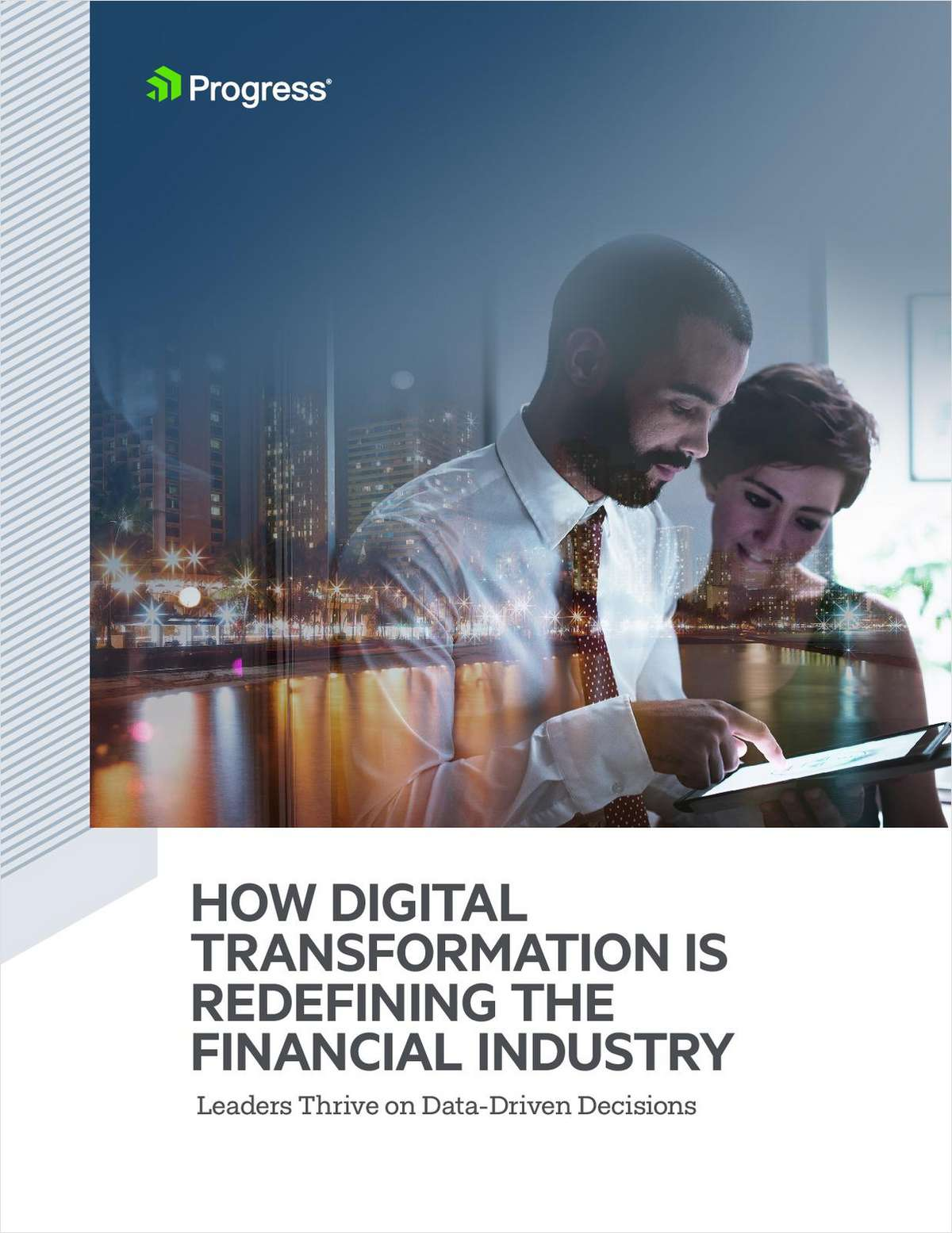 How Digital Transformation is Redefining the Financial Industry