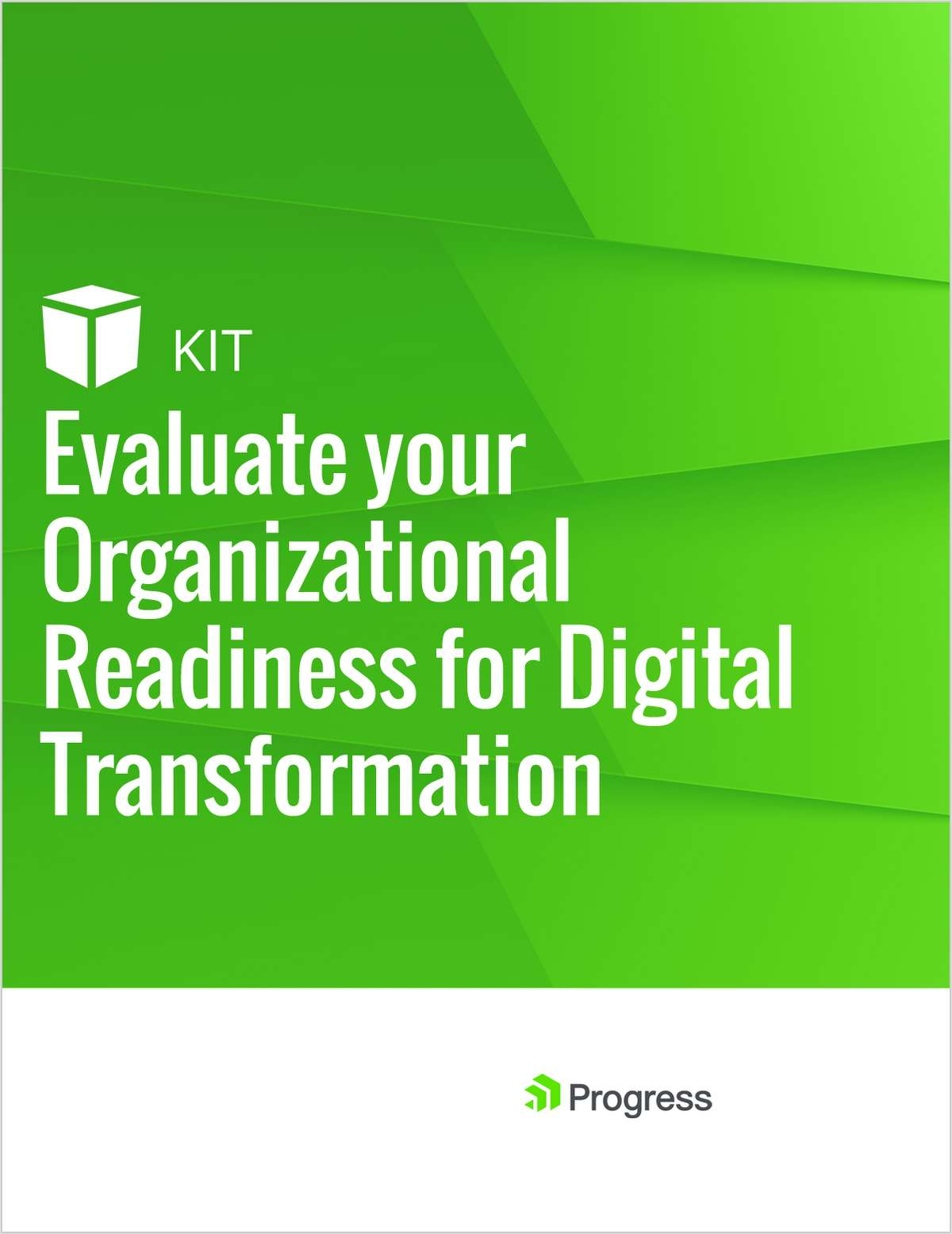 Evaluate your Organizational Readiness for Digital Transformation