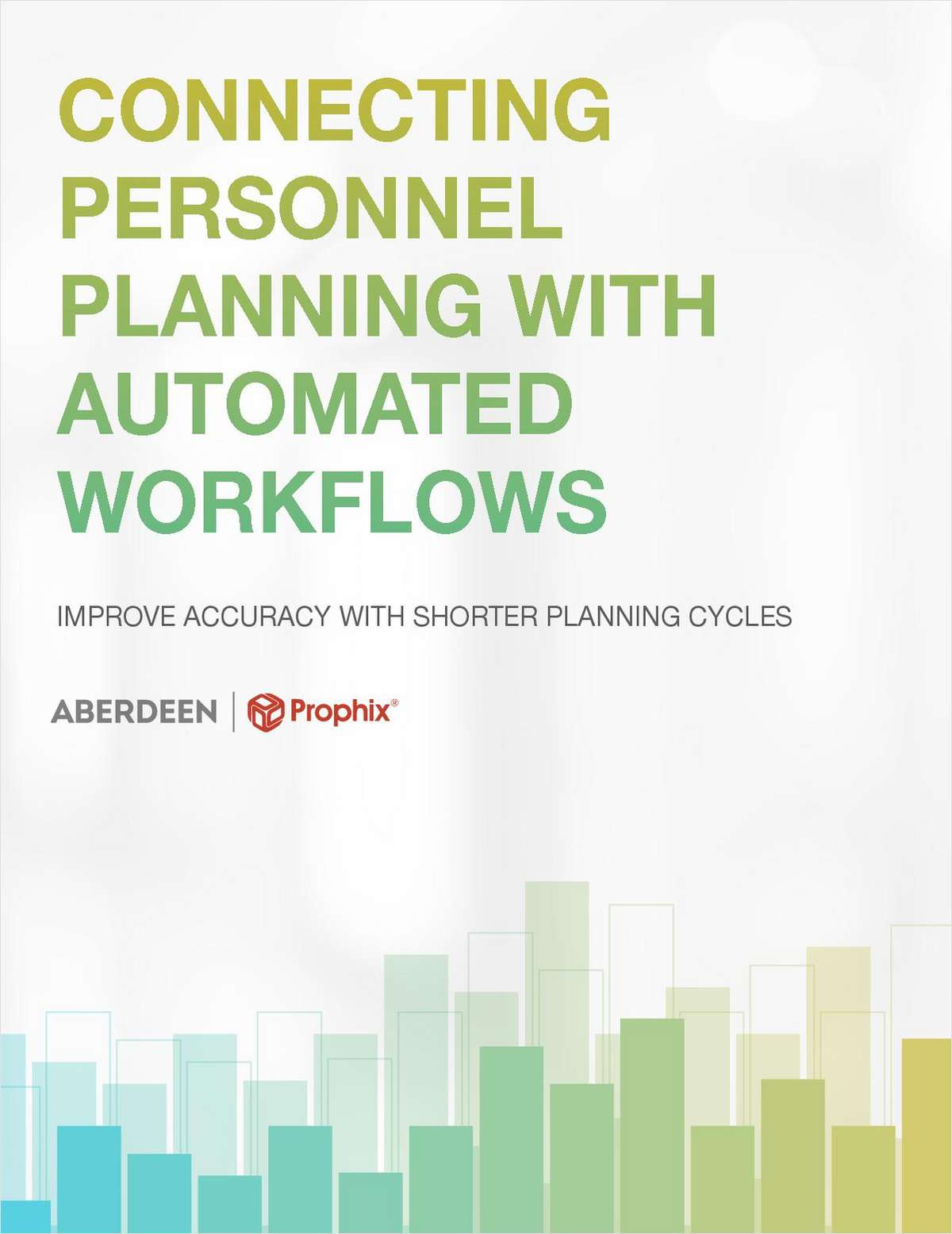 Connecting Personnel Planning With Automated Workflows, Free Prophix ...