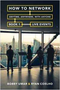 How to Network Anytime, Anywhere, with Anyone (Chapter 1-3)