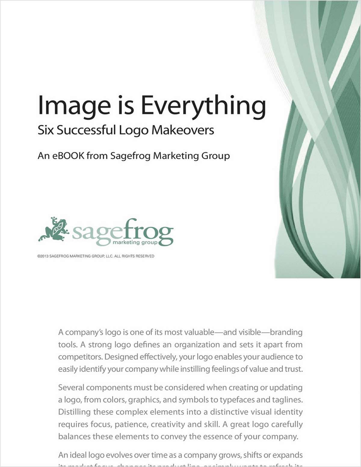 Your Image is Everything: Six Successful Logo Makeovers